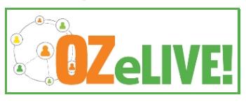 OZeLIVE! logo