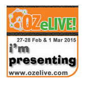 OZeLIVE! presenter